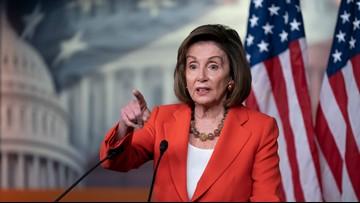 Pelosi vows to protect whistleblower in impeachment inquiry