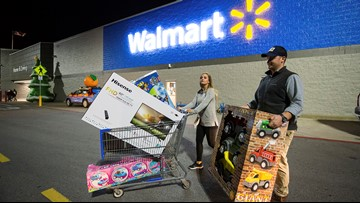 Walmart Black Friday 2019 ad has electronics doorbusters and more