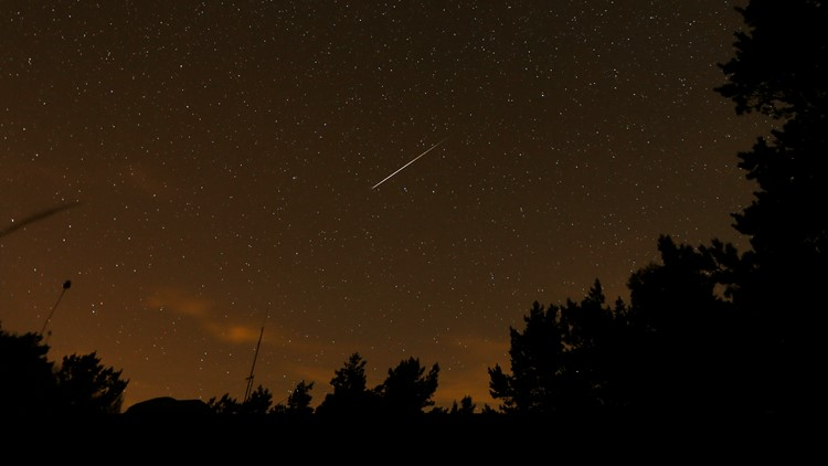 'Best meteor shower of the year'   When to see the Perseids