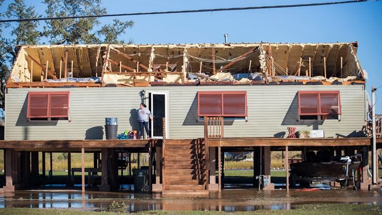 6 dead, millions without power as Zeta soaks Southeast after swamping Gulf Coast