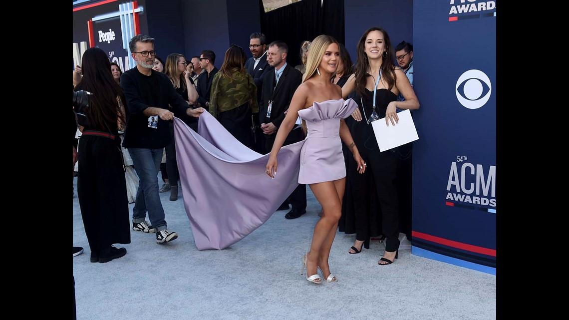 PHOTOS: Stars arrive to the ACM Awards 2019 | 9news com