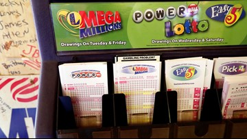 No Powerball winner: Jackpot up to $625 million