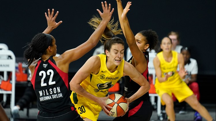 WNBA returns, celebrating 25th anniversary season