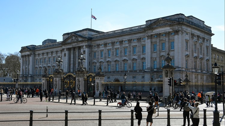Buckingham Palace barred minorities from office jobs in '60s