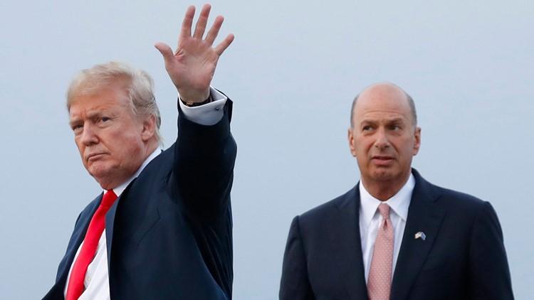 Trump Impeachment Ambassador Gordon Sondland
