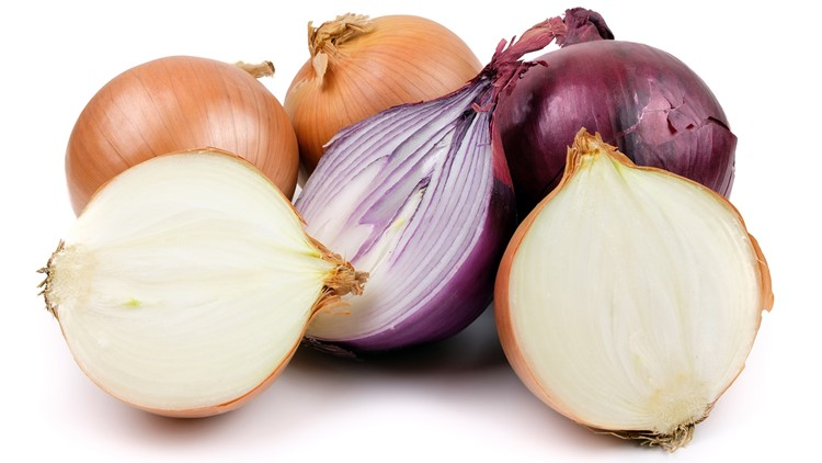 Throw out your onions? Salmonella outbreak has sickened hundreds