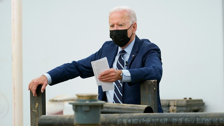 President Biden seeks to boost fuel economy