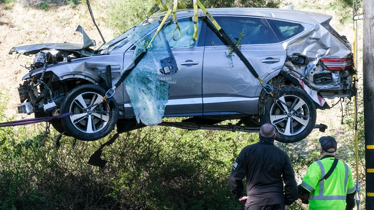 Lucky to be alive, Tiger Woods faces difficult recovery after L.A. crash