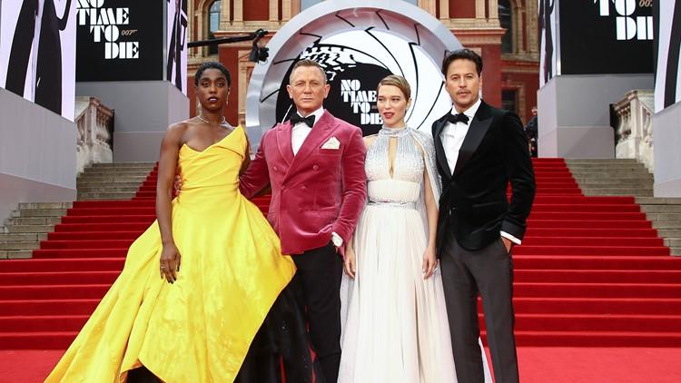 Here's how Daniel Craig's final James Bond film did on opening weekend