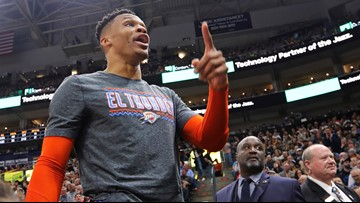 Utah Jazz bans fan after Russell Westbrook incident