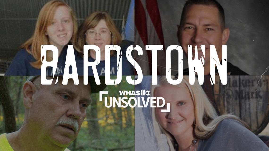 Bardstown: Small town plagued by unsolved cases