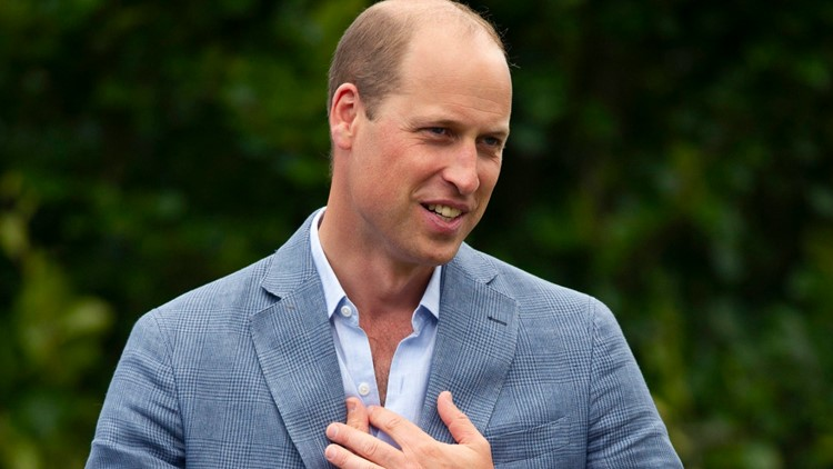 Prince William calls out billionaires for space race