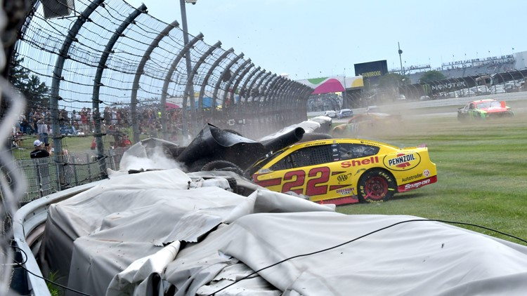 Race organizers looking for answers after Brickyard finish