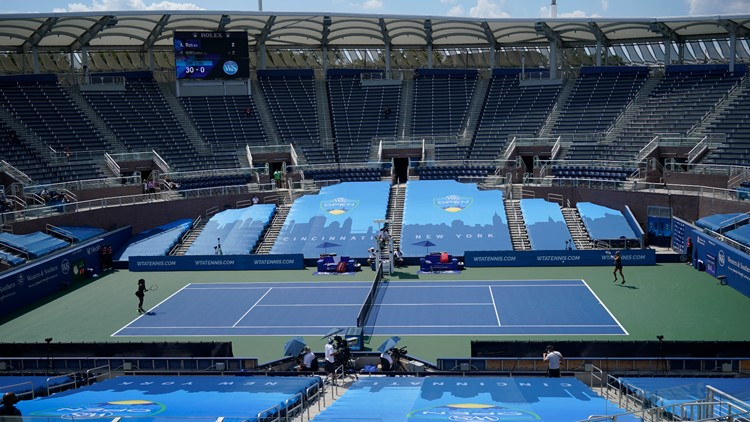'You can hear yourself breathe': Ban on fans changes US Open