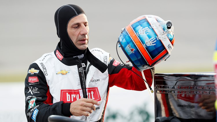 Tony Kanaan to pair with Jimmie Johnson to drive oval races for Ganassi