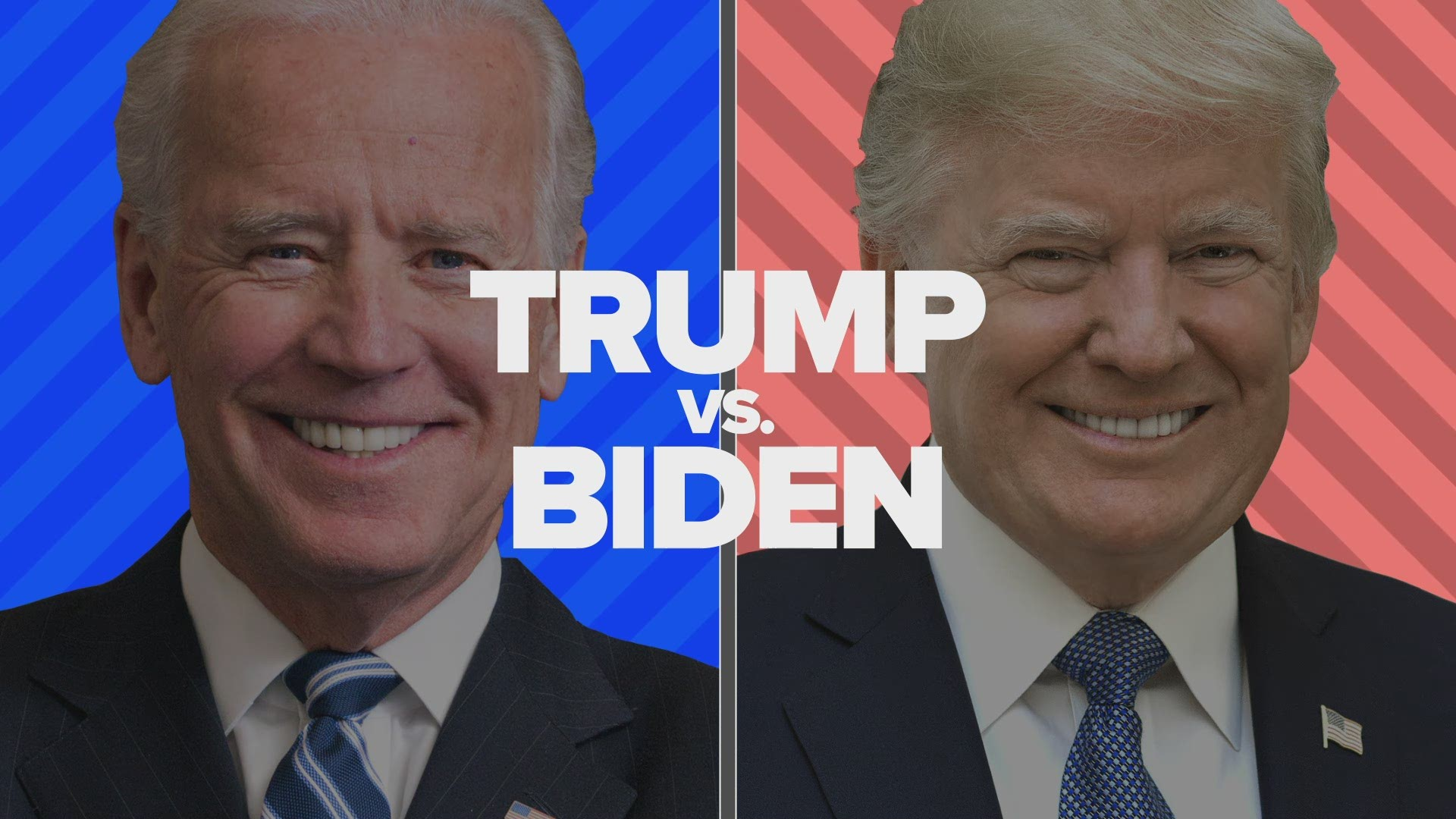 No Debate Trump Biden Holding Separate Town Halls Thursday 9news Com