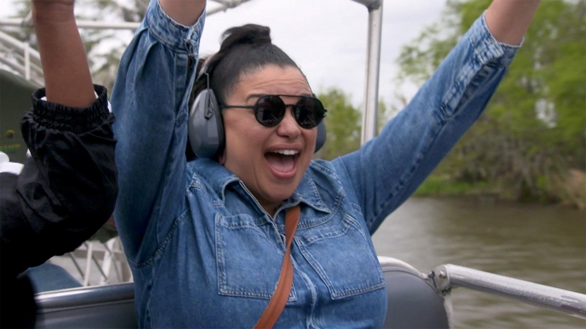 Michelle Buteau Goes on a Wild 'Weekend Getaway': Watch the Exclusive Trailer