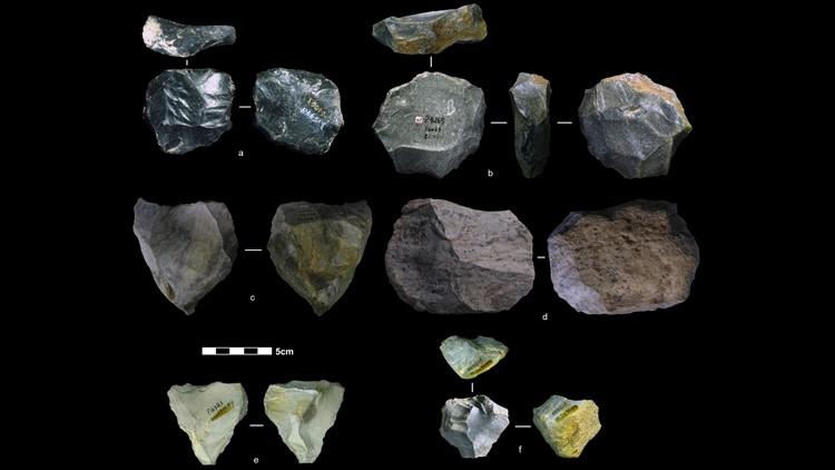 Prehistoric 'Swiss Army knife' discoveredin China