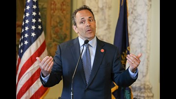 Kentucky governor bashes 'biased' Louisville Courier Journal, ProPublica in social media outburst