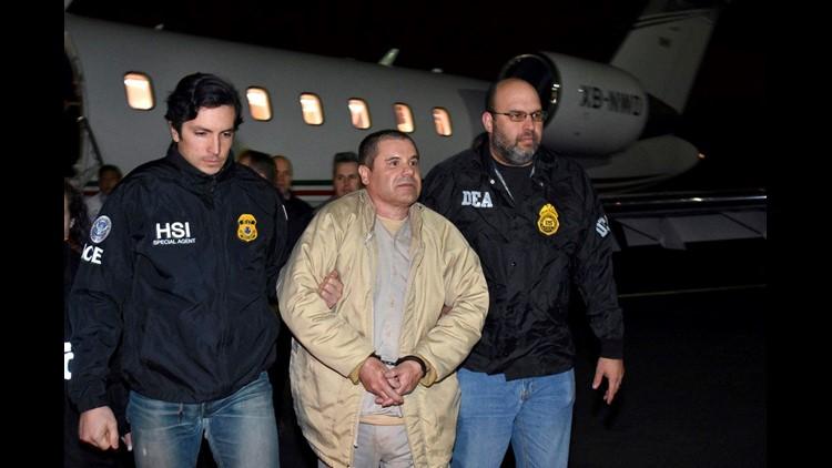 """Joaquin """"El Chapo"""" Guzman trial opens"""