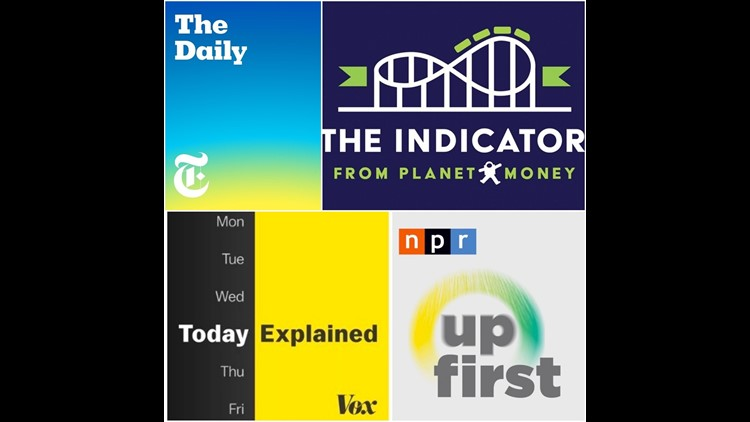 5 News Podcasts You Should Be Listening To 9news Com