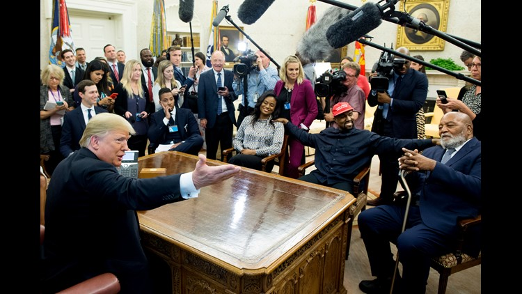 Rapper showed his passcode in front of cameras during White House visit. He can do better, so can readers. If your passcode is this easy, update it now.