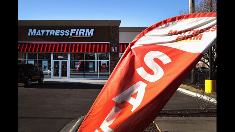 Mattress Firm files bankruptcy, to close 700 stores