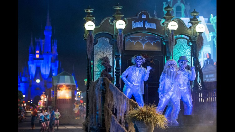 for halloween disney world foregoes chainsaw wielding zombies and pg 13 gore and
