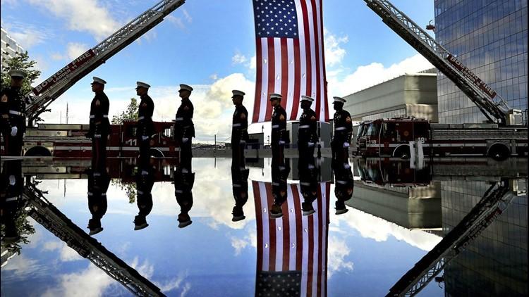 Stars Stripes Basic Etiquette For The American Flag 9newscom