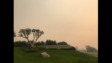 Pepperdine University responds to criticism regarding 'shelter in-place' Woolsey Fire policy
