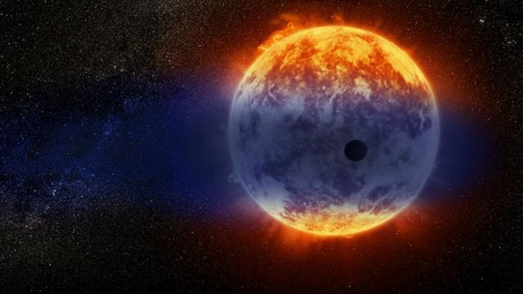 NASA's Hubble telescope discovered an 'evaporating' planet, study says
