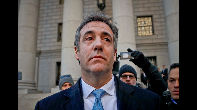 Michael Cohen's 'path of darkness' led to jail
