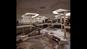 Abandoned America: An Ohio shopping mall that died an early death
