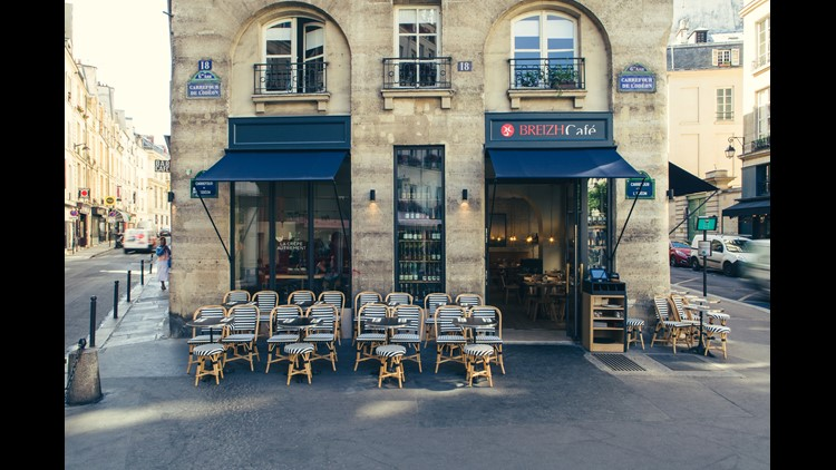 Bite into Paris' food scene, from cheese to oysters, crepes and pastries, without breaking the bank at these eateries.