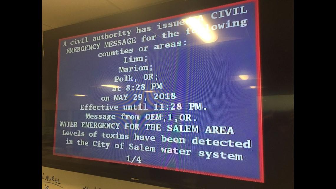Vague 'Civil Emergency' alert sparks anxiety in Oregon