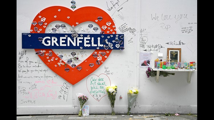 Seventy-two people died after a ferocious blaze broke out at Grenfell Tower, a social housing high rise apartment block, on the night of June 14, 2017. A public inquiry into the tragedy is expected to last around18 months.