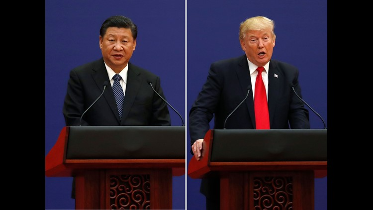 Tesla, General Motors, Volkswagen and other automakers scored a big win Tuesday as China announced plans to lift strict rules requiring foreign car companies to share profits and operations with local firms. President Trump had been critical of the country's 50-50 joint venture policy.