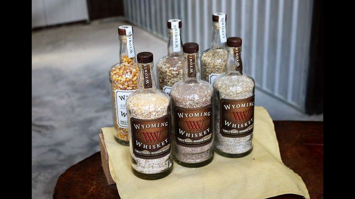 Spirits made with local ingredients in each state | 9news com