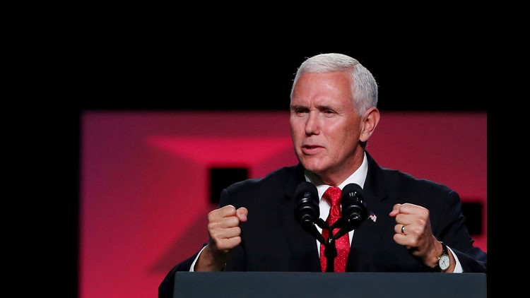 vice president mike pence southern baptist convention dallas texas