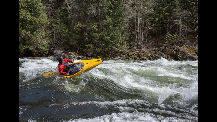 The Wild and Scenic Rivers Act of 1968 (50 years old this year) protected more than 12,000 miles of wild, scenic, and recreational rivers.