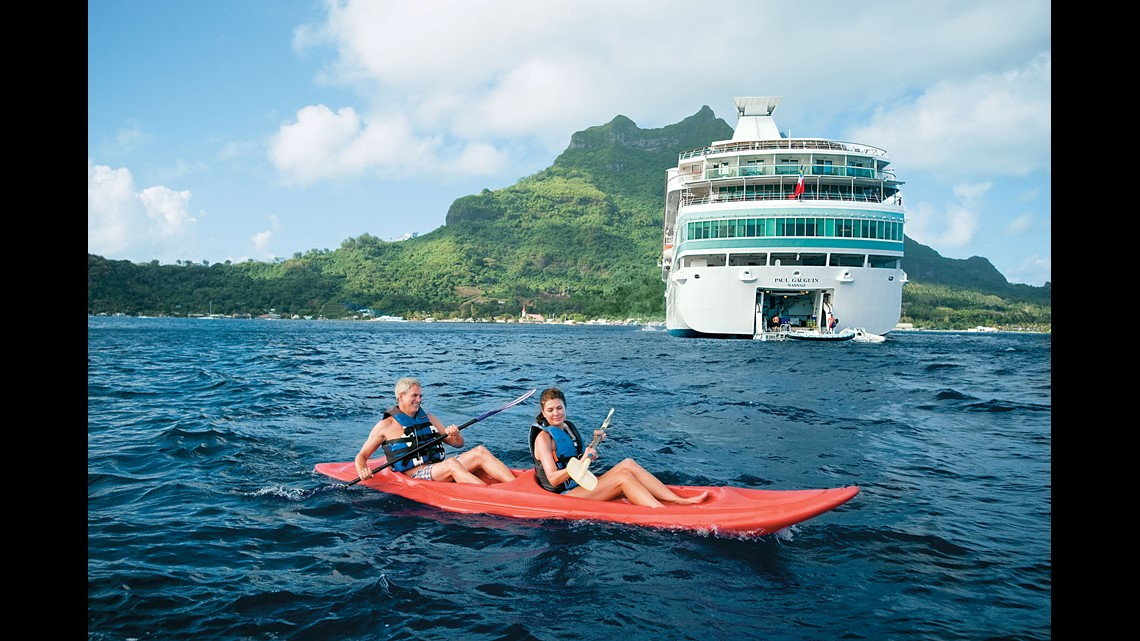 Deal watch: South Pacific specialist Paul Gauguin Cruises touts new promotion (9news.com)