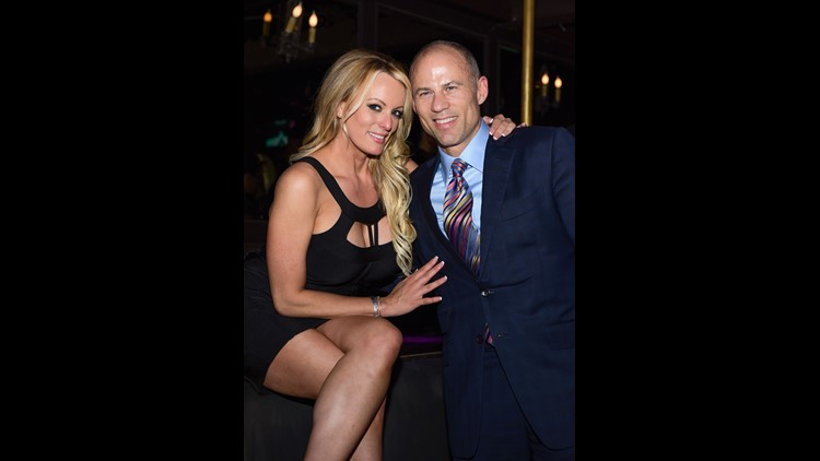 Stormy Daniels announced Wednesday that she has a book coming out Oct. 2 that will detail her alleged sexual encounter with Donald Trump.