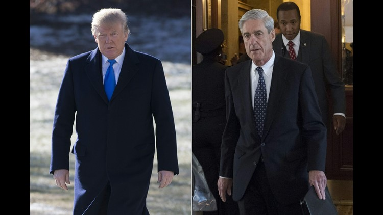 Trump signals cooperative approach with Mueller is fading