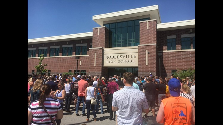 2 hurt, shooter in custody in Indiana middle school shooting