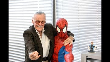The late Stan Lee talked tech with USA TODAY