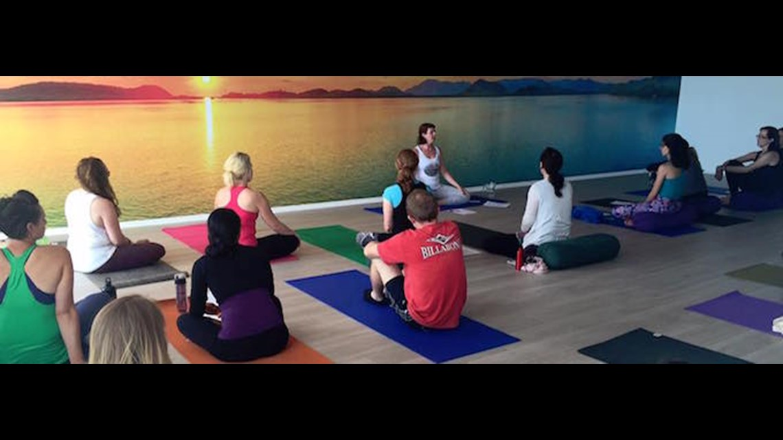The Top Yoga Studios In Denver By The Numbers 9news Com