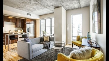What will $2,900 rent you in Lower Downtown Denver?
