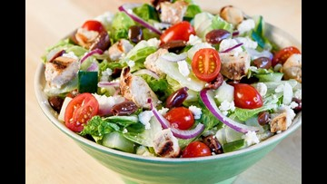5 top spots for salads in Aurora