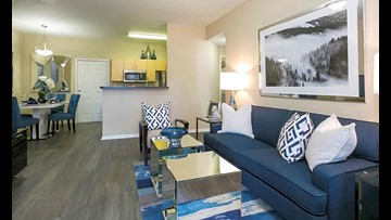 What apartments will $1,500 get you in Aurora's Village East?