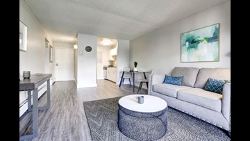The cheapest apartments for rent in Denver's Washington Virginia Vale